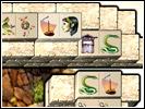 Скриншот Каменный пасьянс